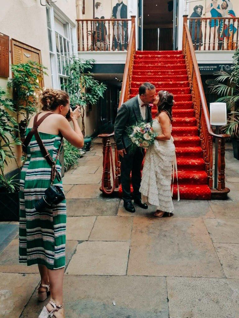 Harriet Bird Photography book wedding suppliers during coronavirus