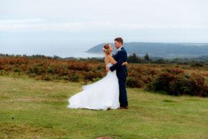 Swansea Wales adventurous wedding German wedding dancing wales wedding photographer candid photographs fun photography