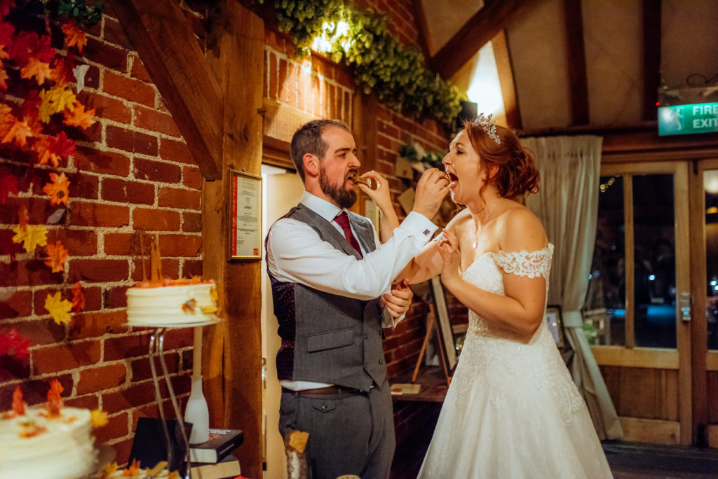 Kent wedding photographer The Ferry House Inn Harty Creative wedding Magical themed wedding DIY wedding crafts book themed Harry Potter Lord of the Rings wedding dress father of the bride candid wedding photos speeches
