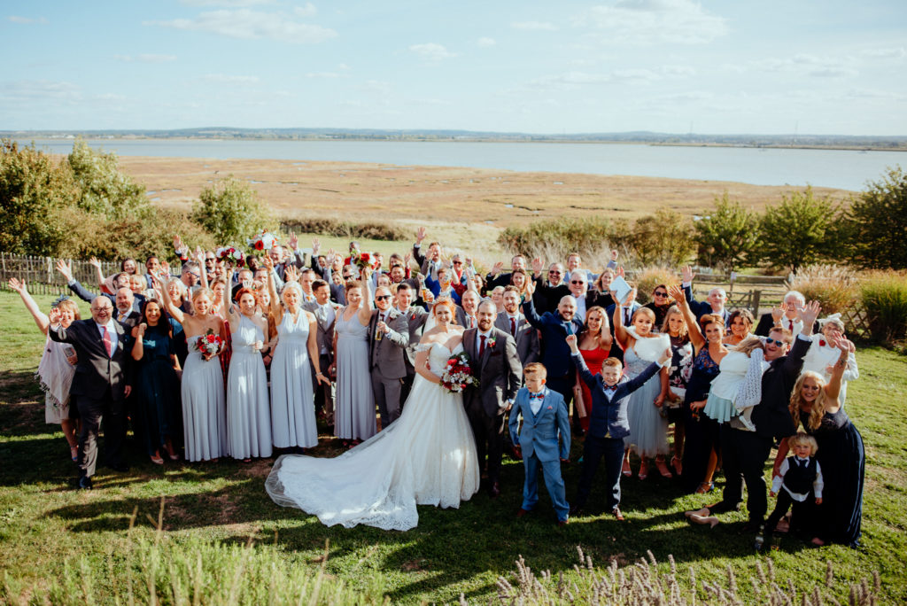 Kent wedding photographer The Ferry House Inn Harty Creative wedding Magical themed wedding DIY wedding crafts book themed Harry Potter Lord of the Rings wedding ceremony Candid wedding photos relaxed