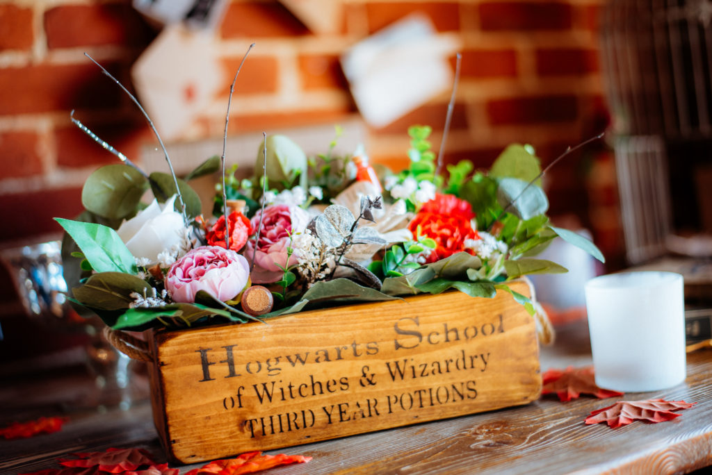 Kent wedding photographer The Ferry House Inn Harty Creative wedding Magical themed wedding DIY wedding crafts book themed Harry Potter Lord of the Rings