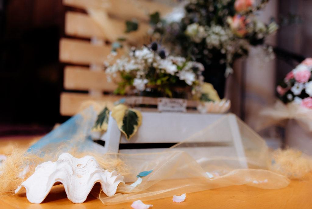 coastal wedding decorations