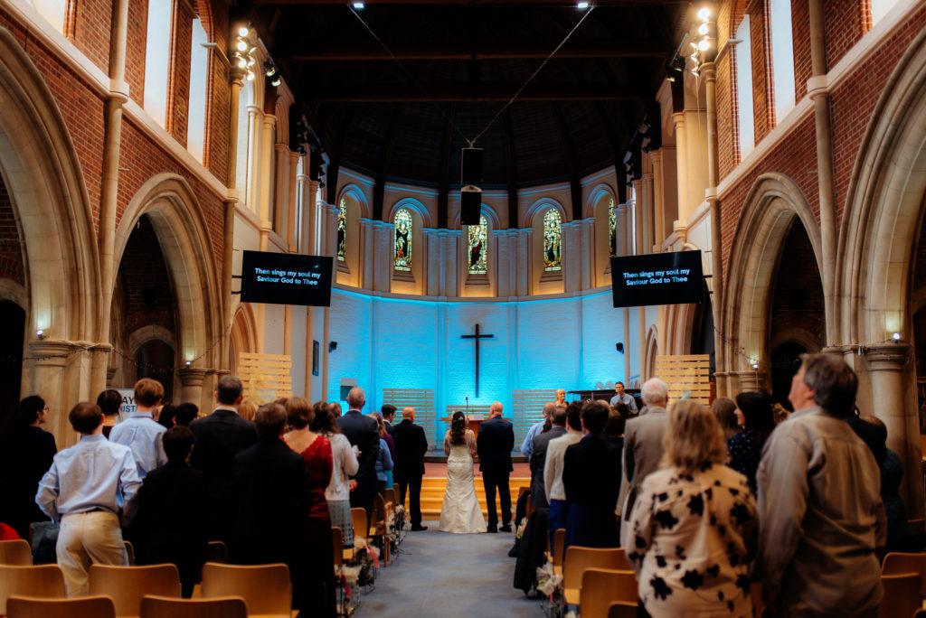 amazing church venue