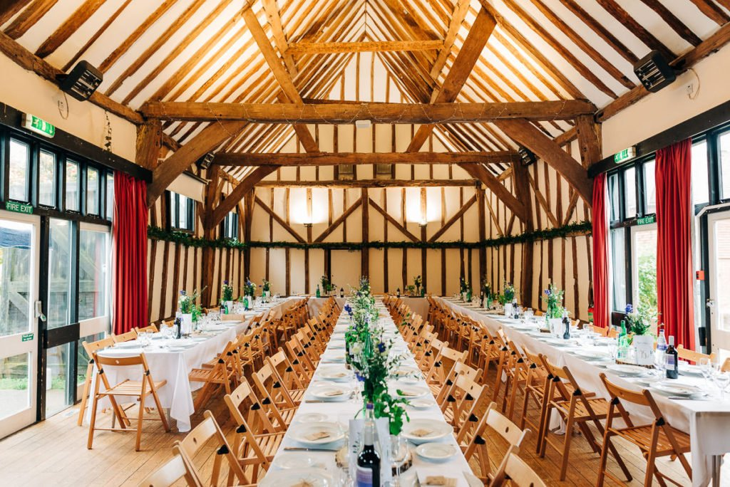 Bore place wedding venue