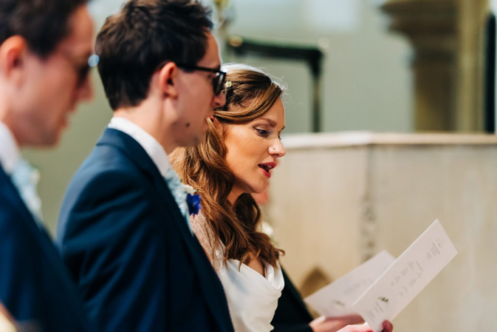 Hymns for church ceremony
