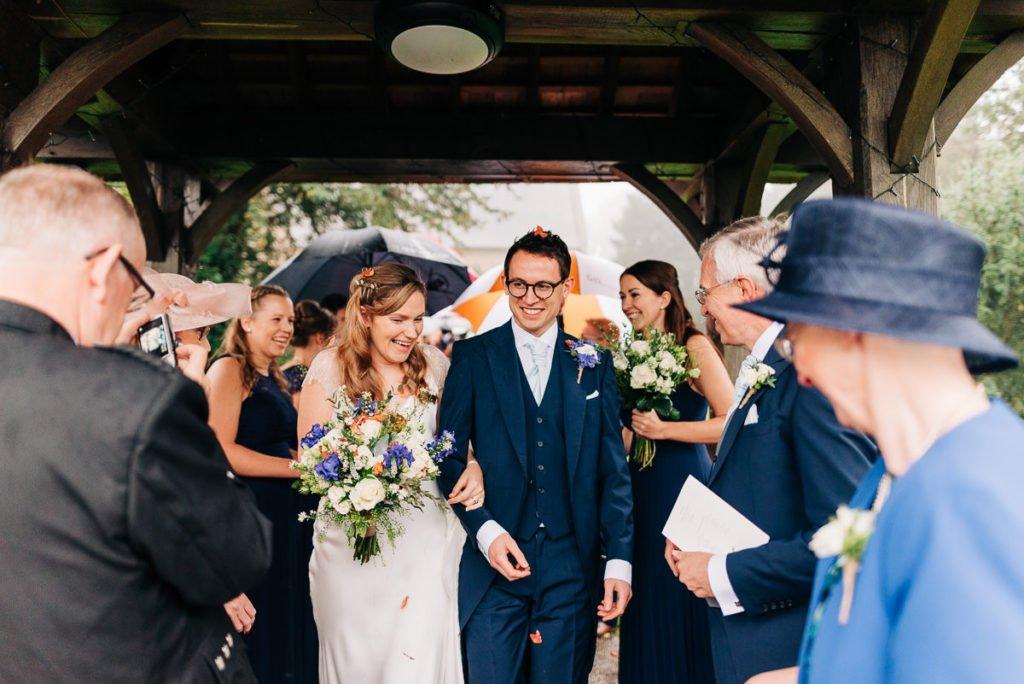 eco friendly wedding confetti