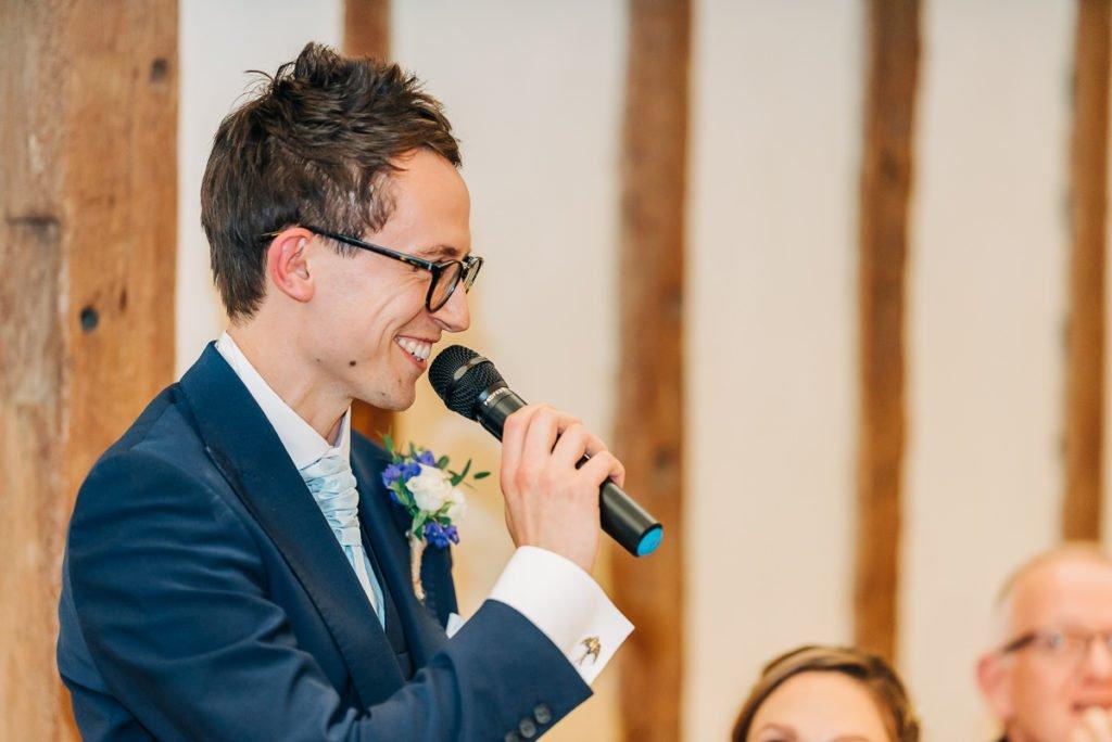 Funny grooms speech