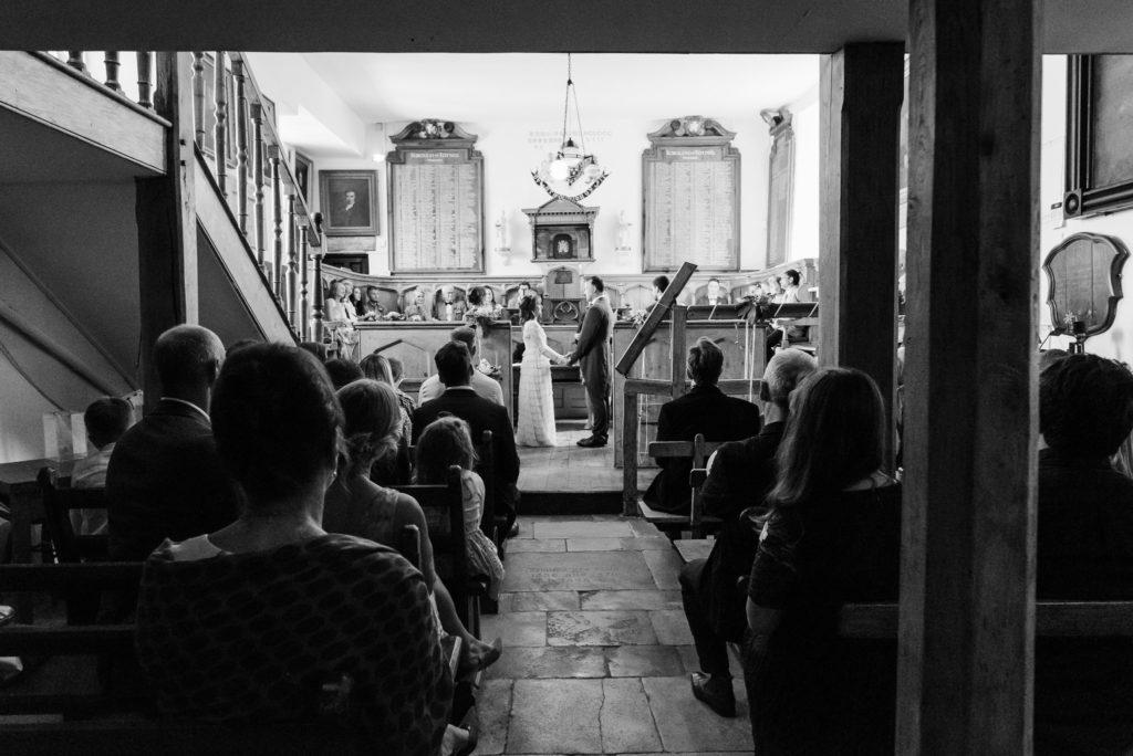 Totnes Guildhall wedding