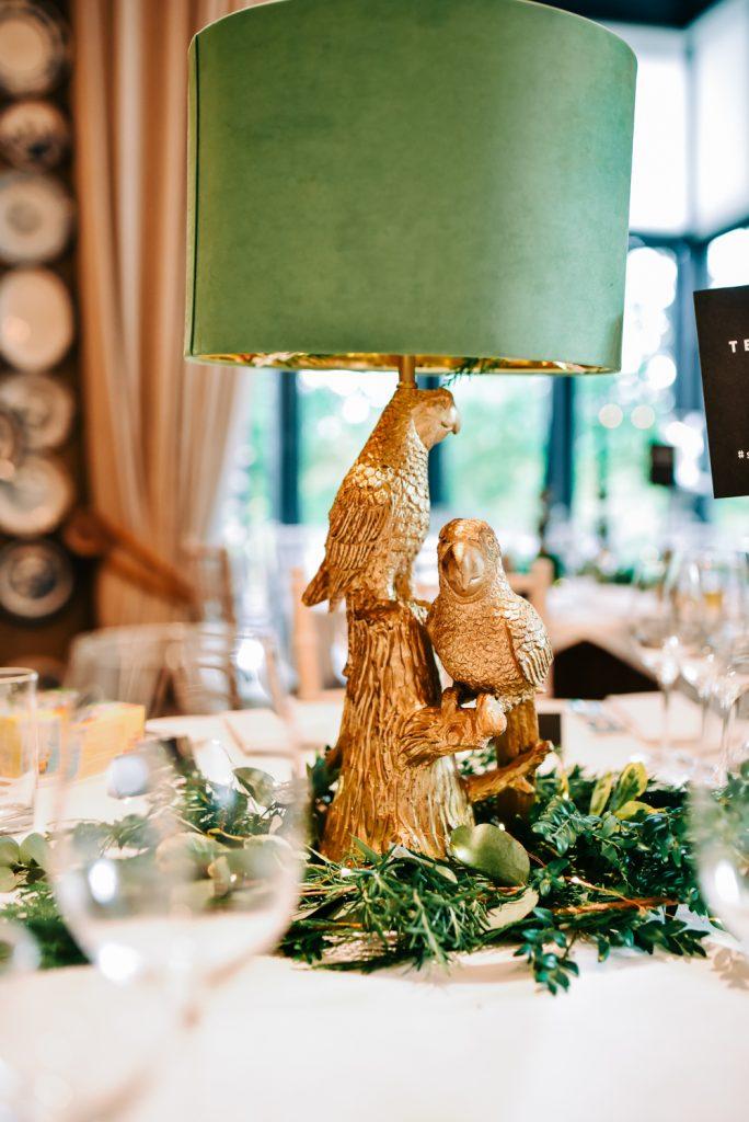 Alternative table decorations