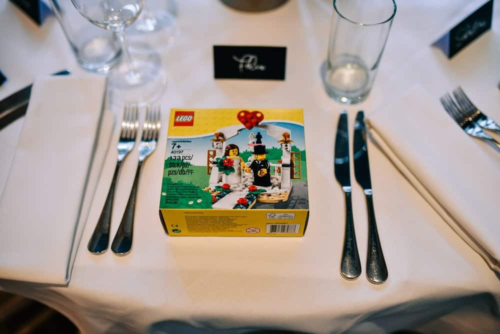 Gifts for kids at wedding