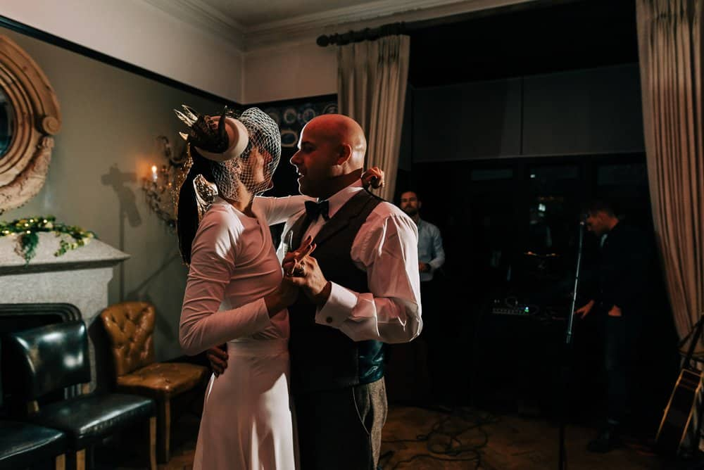 First dance as mr and mrs