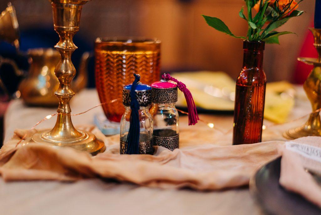 moroccan wedding details