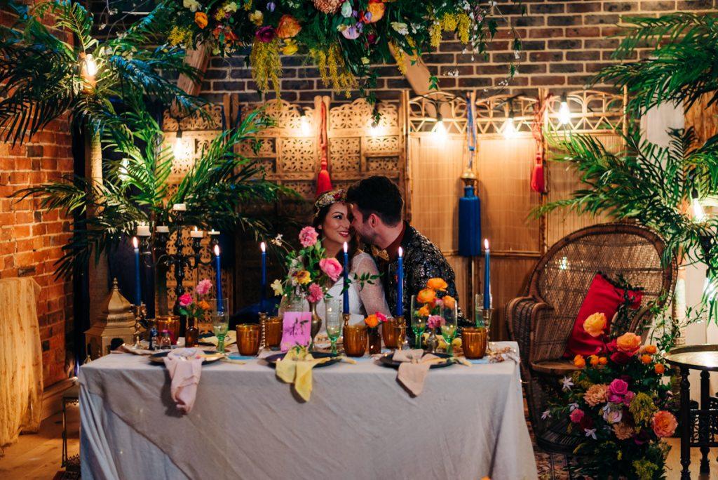 romanic wedding photography