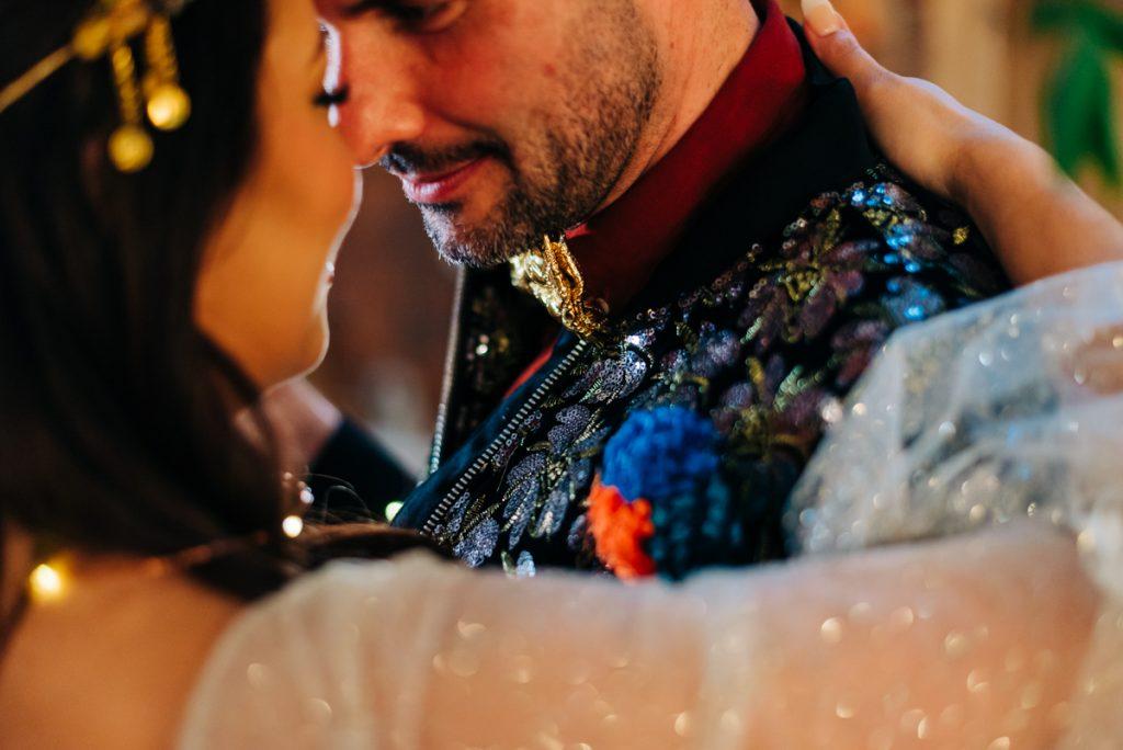 Unique wedding outfits