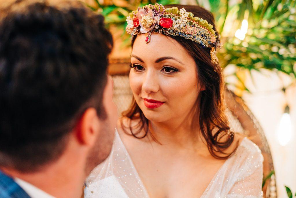 Bespoke bridal tiara