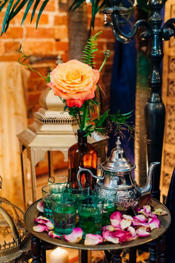 moroccan wedding decorations