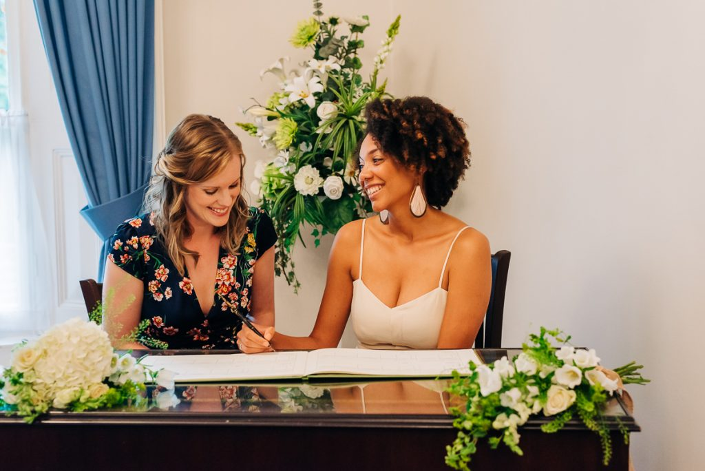 Guildford registry office small wedding