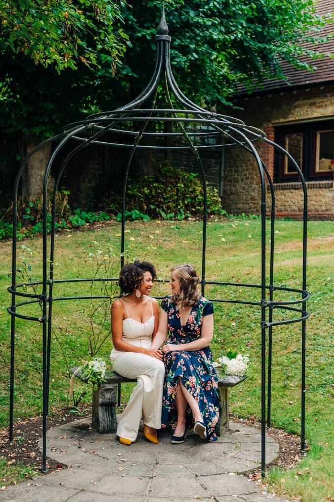 Guildford registry office wedding